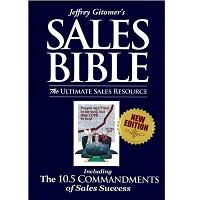 Jeffrey Gitomer's Sales Bible by Jeffrey Gitomer PDF