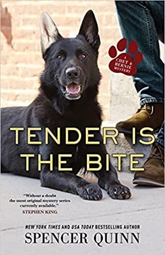 Tender Is the Bite by Spencer Quinn PDF