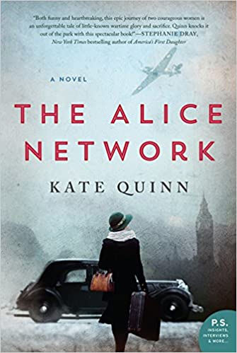 The Alice Network A Novel by Kate Quinn PDF