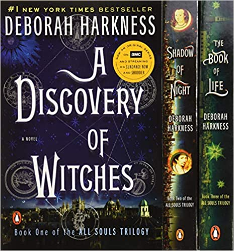 The All Souls Trilogy Boxed Set by Deborah Harkness PDF