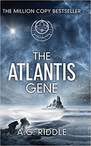 The Atlantis Gene by A.G. Riddle PDF