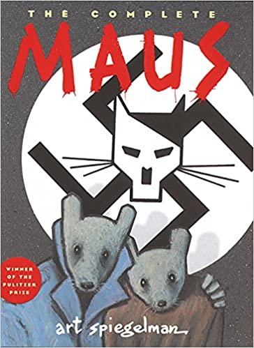 The Complete Maus by Art Spiegelman PDF