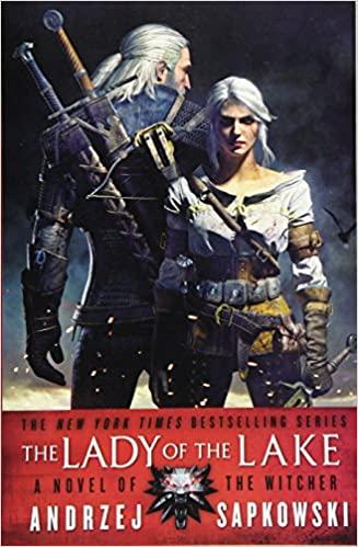 The Lady of the Lake by Andrzej Sapkowski PDF